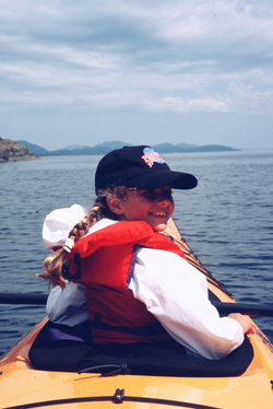 Family Sea Kayaking Vacations